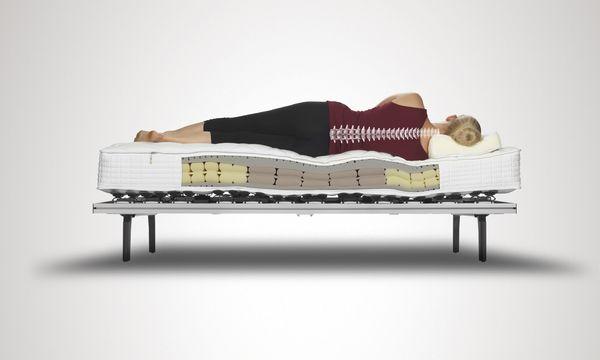 Der Härtegrad Der Matratze Ist Ein Wichtiges Kriterium